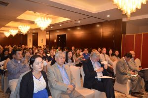 Audience at Mongolia Update 2016