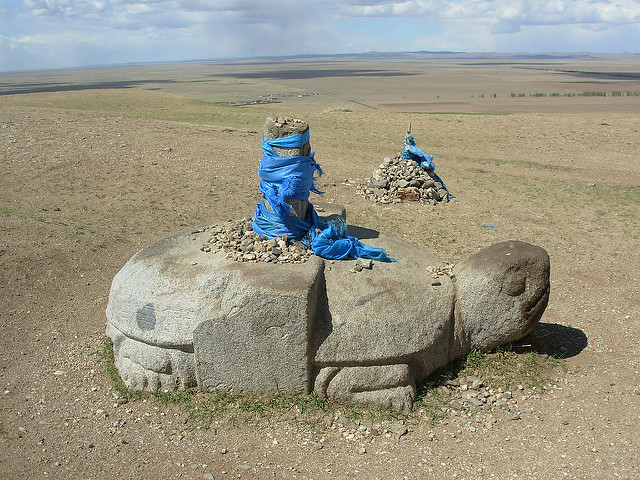 ANU Students in Mongolia: Post No. 3 'Kharkhorin or Karakorum'